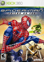 Spider-Man: Friend or Foe para XBOX 360