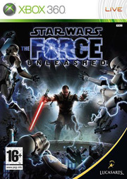 Star Wars: The Force Unleashed para XBOX 360
