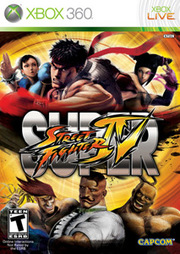 Super Street Fighter IV para XBOX 360