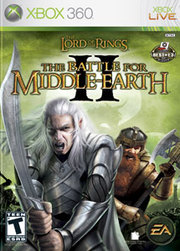 The Lord of the Rings, The Battle for Middle-earth II para XBOX 360