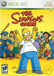 The Simpsons Game para XBOX 360