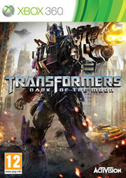 Transformers: Dark of the Moon para XBOX 360