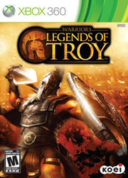 Warriors: Legends of Troy para XBOX 360