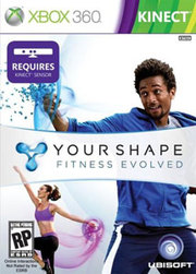 Your Shape: Fitness Evolved para XBOX 360