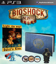 BioShock Infinite Premium Edition para PS3
