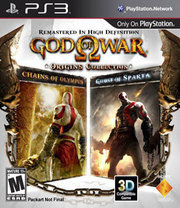 God of War Origins Collection para PS3