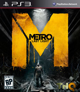 Metro: Last Light para PS3