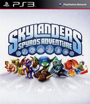 Skylanders: Spyro-s Adventure para PS3