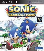 Sonic Generations para PS3