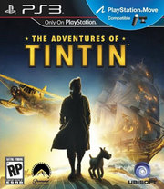 The Adventures of Tintin: The Game para PS3