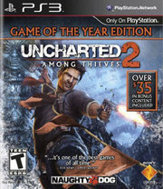Uncharted 2: Among Thieves Game of the Year Edition para PS3