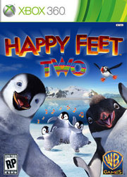 Happy Feet Two - The Videogame para XBOX 360