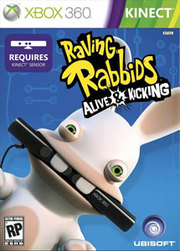 Raving Rabbids Alive & Kicking para XBOX 360