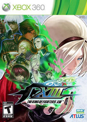 The King of Fighters XIII para XBOX 360