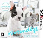 Nintendogs + Cats: French Bulldog & New Friends para 3DS