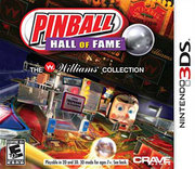 Pinball Hall of Fame: The Williams Collection para 3DS