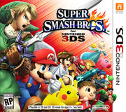 Super Smash Bros. 3DS para 3DS