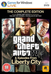 Grand Theft Auto IV: The Complete Edition para PC