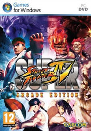 Super Street Fighter IV: Arcade Edition para PC