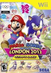 Mario & Sonic at the London 2012 Olympic Games para Wii