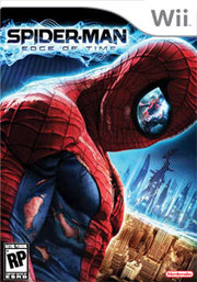 Spider-Man: Edge of Time para Wii