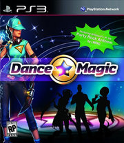 Dance Magic para PS3