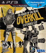 The House of the Dead: Overkill - Extended Cut para PS3