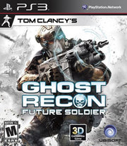 Tom Clancy-s Ghost Recon: Future Soldier para PS3