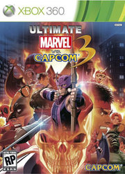 Ultimate Marvel vs. Capcom 3 para XBOX 360
