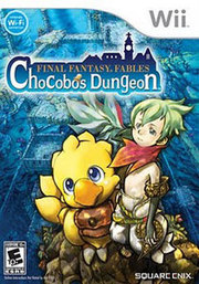 Final Fantasy Fables: Chocobo-s Dungeon para Wii
