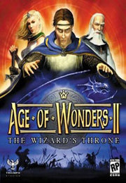 Age of Wonders II: The Wizard-s Throne para PC