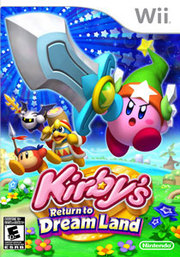 Kirby-s Return to Dreamland para Wii