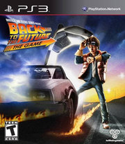 Back to the Future: The Game para PS3