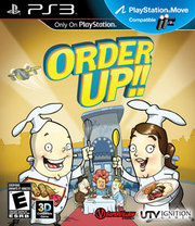 Order Up!! para PS3