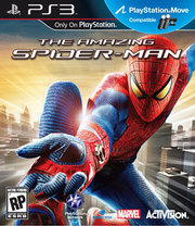 The Amazing Spider-Man para PS3