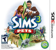 The Sims 3: Pets para 3DS