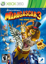 Madagascar 3: The Video Game para XBOX 360