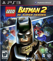 Lego Batman 2: DC Super Heroes para PS3
