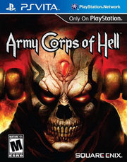 Army Corps of Hell para PS Vita