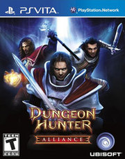 Dungeon Hunter: Alliance para PS Vita