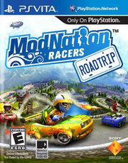 ModNation Racers: Road Trip para PS Vita