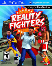 Reality Fighters para PS Vita