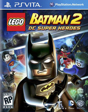LEGO Batman 2: DC Super Heroes para PS Vita