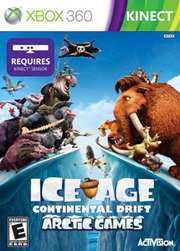 Ice Age: Continental Drift - Arctic Games para XBOX 360