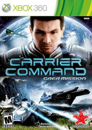 Carrier Command: Gaea Mission para XBOX 360