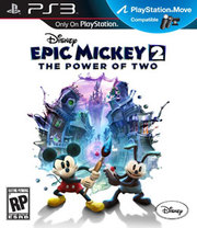 Disney Epic Mickey 2 para PS3