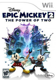 Disney Epic Mickey 2: The Power of Two para Wii