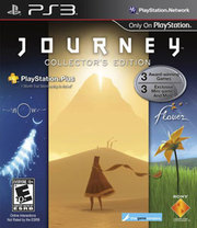Journey Collector's Edition para PS3