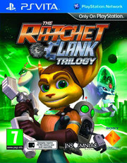 The Ratchet & Clank Collection para PS Vita