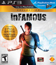 InFamous Collection para PS3